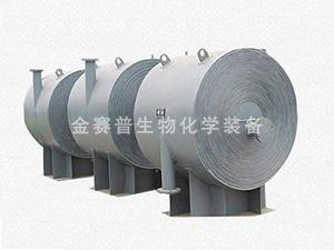 螺旋板式热交换器